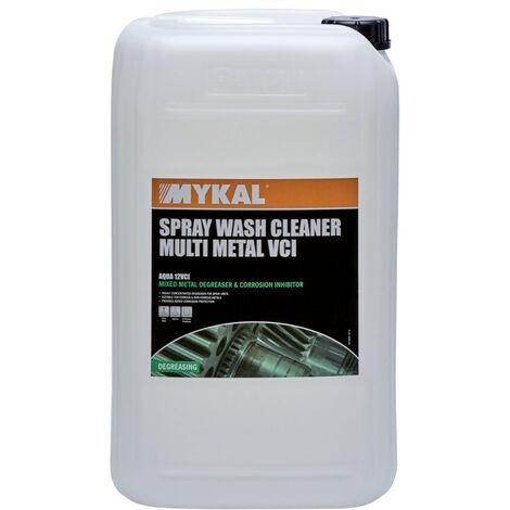 Mykal Aquasolv Spray Wash 25LTR