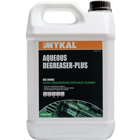 Mykal DE.SOLV.IT Aqueous Degreaser Plus 5LTR