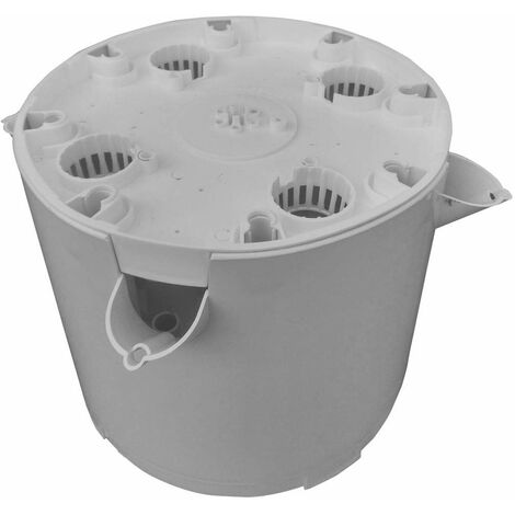 MyPot Module de Plantation d Pot, Blanc