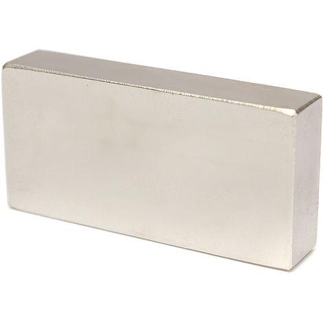 N50 Rare Earth Magnetic Cuboid Neodymium Magnet 50x25x10mm
