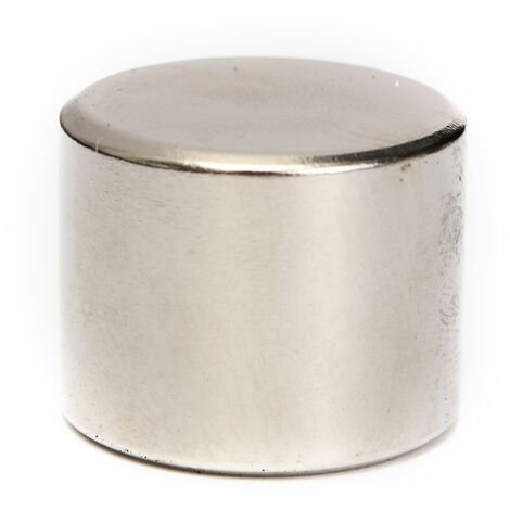 N52 Forte Aimant Rond Cylindre 25X20Mm Rare Aimant Néodyme Terree
