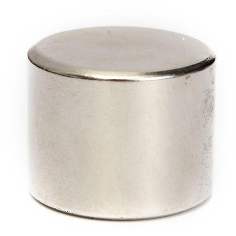 N52 Starker runder Magnetzylinder 25X20Mm Seltener Neodym-Magnet Terree