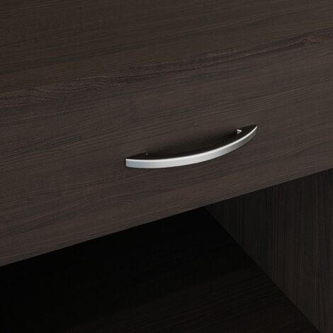Casaria Nachttisch mit Schublade Ablagefach 50 x 40 x 35 cm Nachtkonsole Nachtkommode Kommode Schlafzimmer Wenge-Optik - 100258