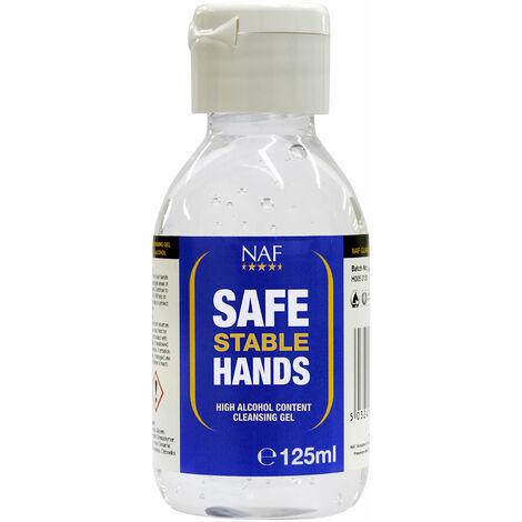"main image of ""NAF Liquid Hand Sanitizer (125ml) (Clear)"""