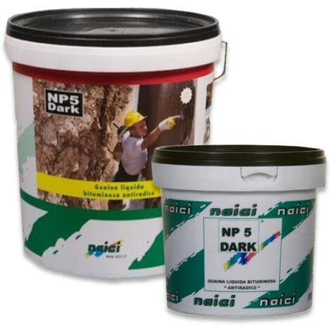Naici guaina liquida impermeabilizzante NP5 DARK