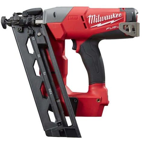 Nailer MILWAUKEE FUEL M18 CN16GA-0 - without battery and charger 4933451569