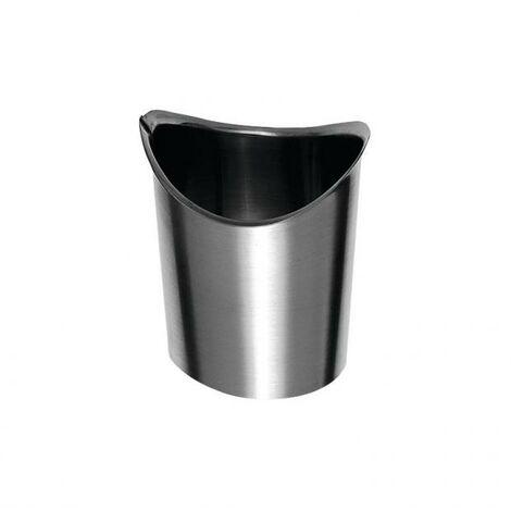 Naissance à souder Ø 100 mm mm en zinc naturel