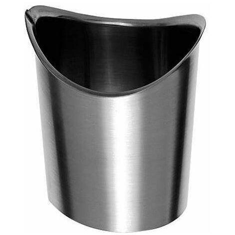 Naissance à souder cylindrique zinc naturel, dév. 330mm, diam. 100mm