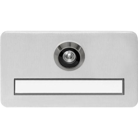 Namensschild mit Spion S ø 14 mm