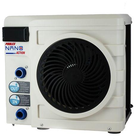 Nano Action - R32 de Poolex - Pompe à chaleur piscine