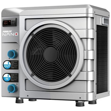 Nano Silver - R32 de Poolex - Pompe à chaleur piscine