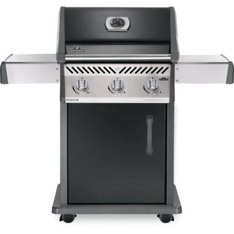 NAPOLEON Barbecue à Gaz 3 brûleurs 12500W R425PK