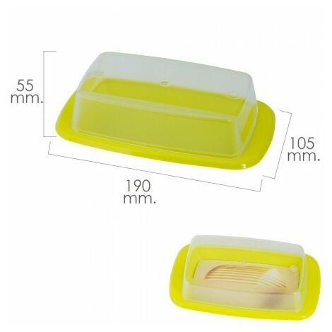 Nappes en plastique 19 x 10,5 x 5,5 (alt.) cm.