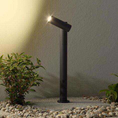 Narea LED pillar lamp, adjustable, 43 cm
