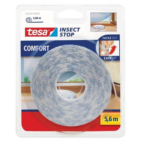 """main image of """"Nastro autoadesivo attacca e stacca premium Insect Stop 5,60 m Bianco - TESA 55347-00020"""""""