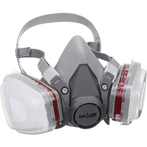 """main image of """"NASUM Gas mask Reusable professional facepiece Respirator"""""""
