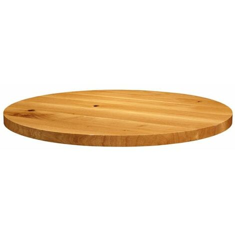 Natura Lacquered Character Oak - 60cm dia (Round)