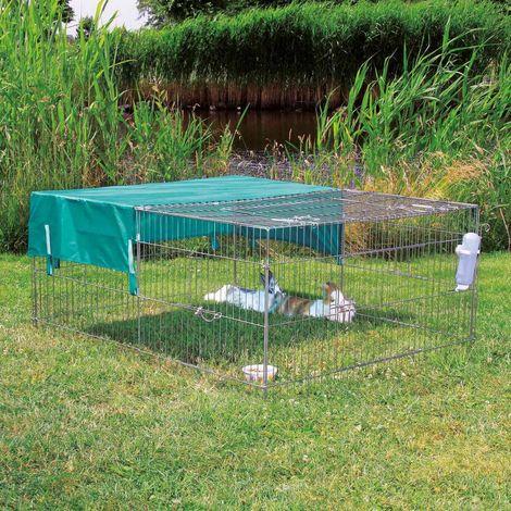 Natura protection solaire pour enclos - 116 × 72 cm