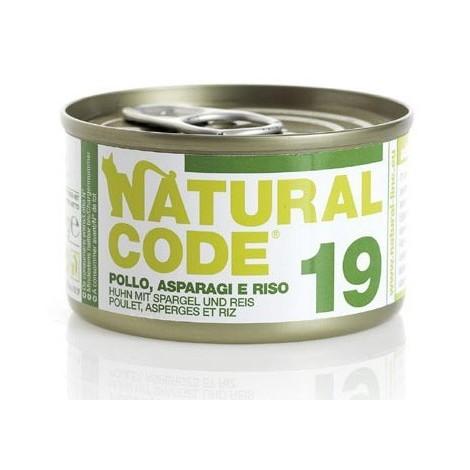 Natural Code Gatto Anziano, Lattina 85gr