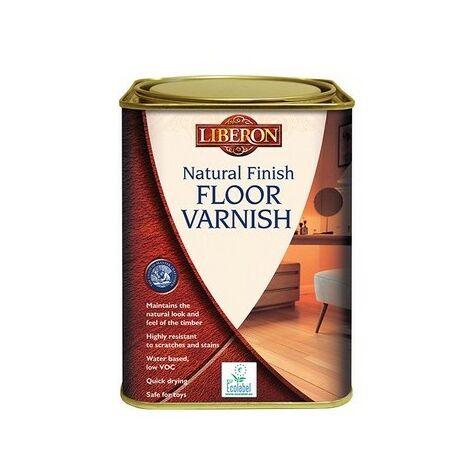 Natural Finish Floor Varnish