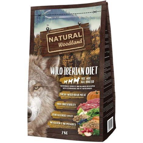 Natural Greatness Pienso Seco para Perros. Sin Gluten (2 Kg)