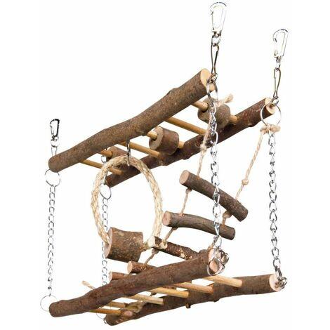 Natural living pont suspendu - 27 × 17 × 7 cm