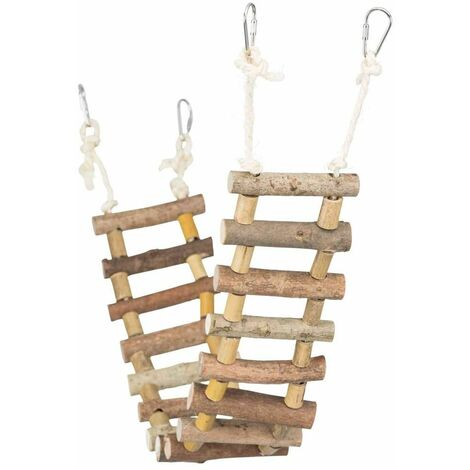 Natural living pont suspendu - 9 × 80 cm