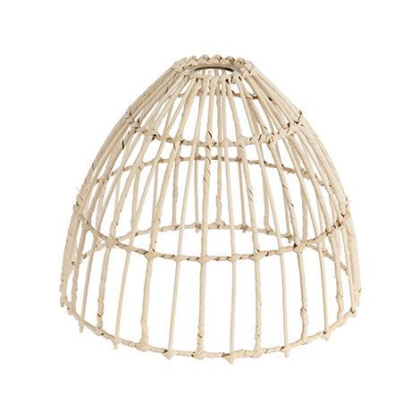 "main image of ""Natural rattan lampshade 35/35/25"""