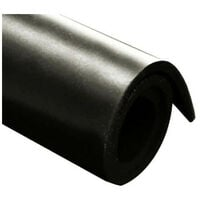 Natural rubber sheet 2mm thick canvas 100x140cm