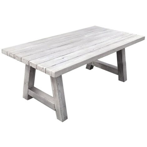 """main image of """"Natural White Dining Table"""""""