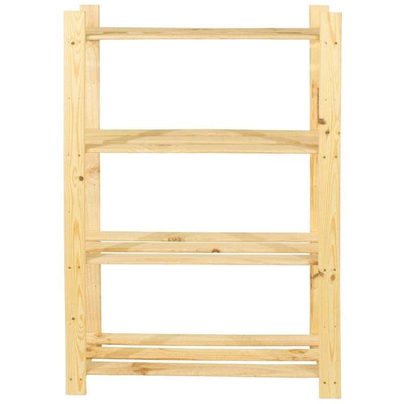Image of 4 Shelf Storage Unit
