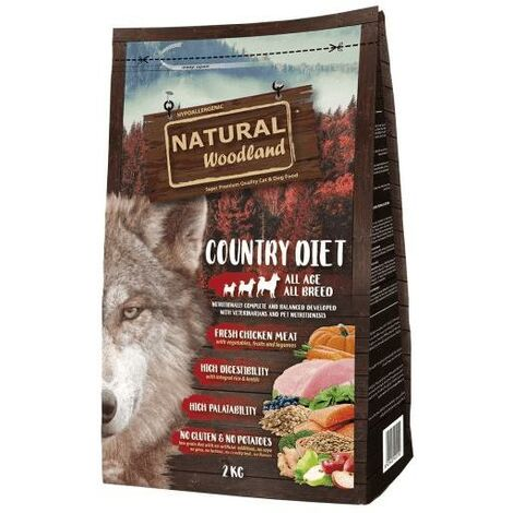 Natural Woodland Country diet 12 Kg