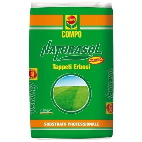 Terriccio Naturasol Tappeti Erbosi 70 Lt - Compo
