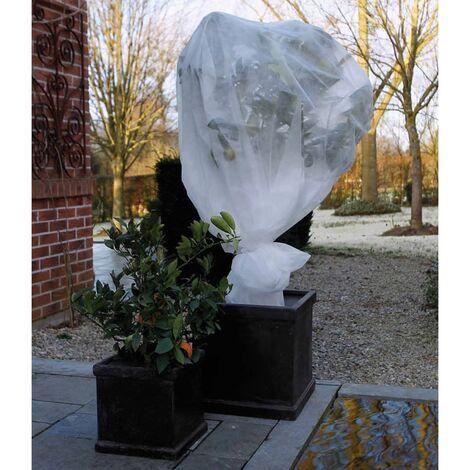 "main image of ""Nature funda cubre plantas polar anti-heladas blanco 30 g/m² 2x10 m"""