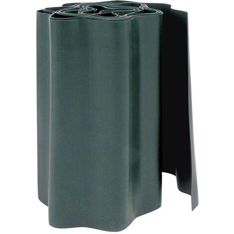 Nature Garden Border Edging 0.25x9 m Green - Green