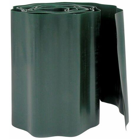 Nature Garden Border Edging 0.2x9 m Green - Green