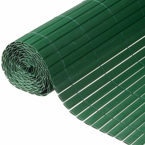 Nature Garden Fence Double Sided Green 1.2x3 m 6050338