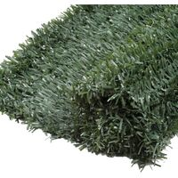 Nature Garden Fence Faux Hedge Green 1.5x3 m 6050342