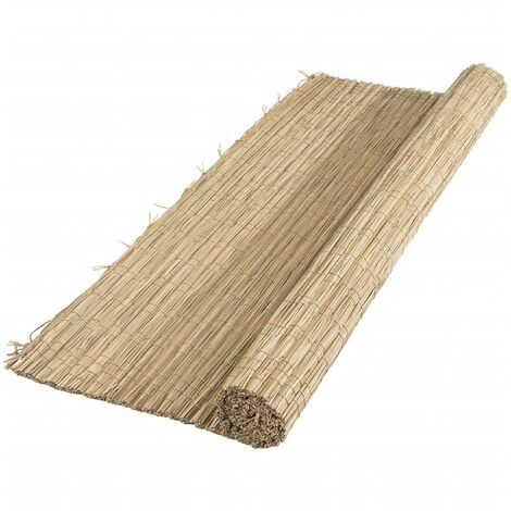 Nature Garden Fence Sedge Reed 1x3 m