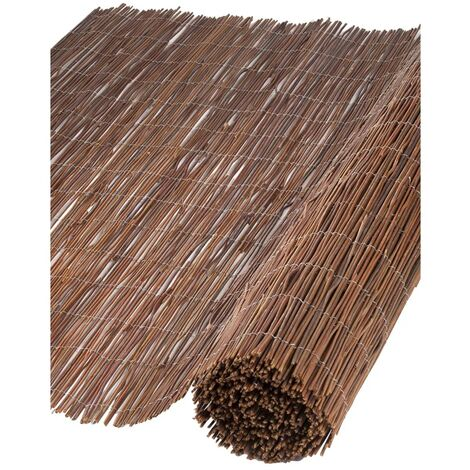 Nature Garden Screen Willow 1.5x5 m 5 mm Thick