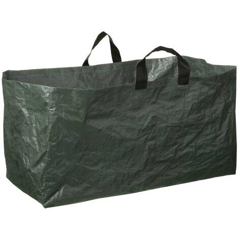 Nature Garden Waste Bag Rectangle 225 L Green - Green