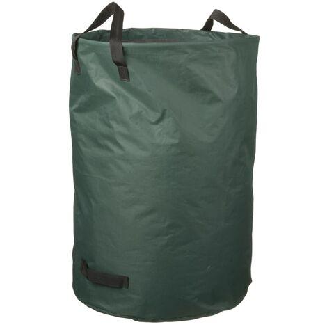 Nature Garden Waste Bag Round 240 L Green