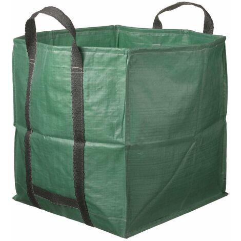 Nature Garden Waste Bag Square Green 148 L