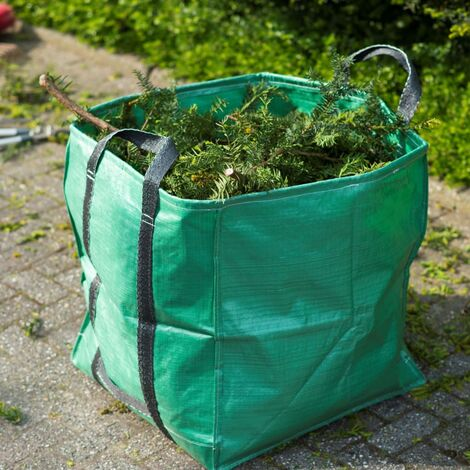 Nature Garden Waste Bag Square Green 325 L 6072401