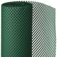 Nature Garden Windbreak Netting 1x3 m Green 6050320