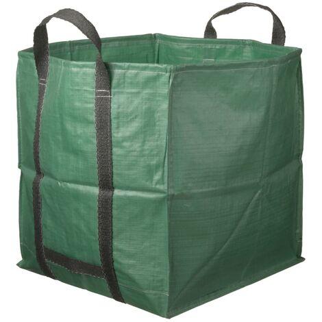 Nature Garten Abfalltasche Grün 325 L 6072401