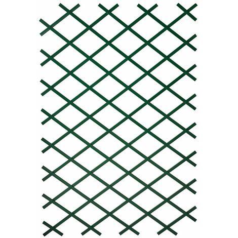 Nature Palissade de jardin 50 x 150 cm PVC Vert