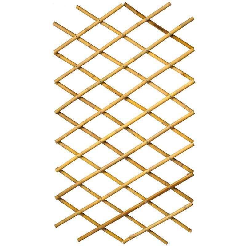 True Deal - Nature Palissade de jardin 70 x 180 cm Bambou