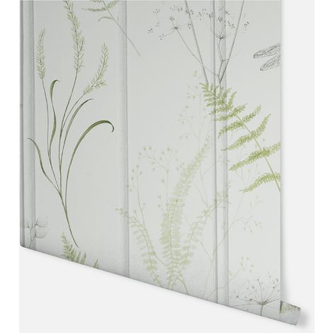 Nature Panel Green Wallpaper - Arthouse - 908403