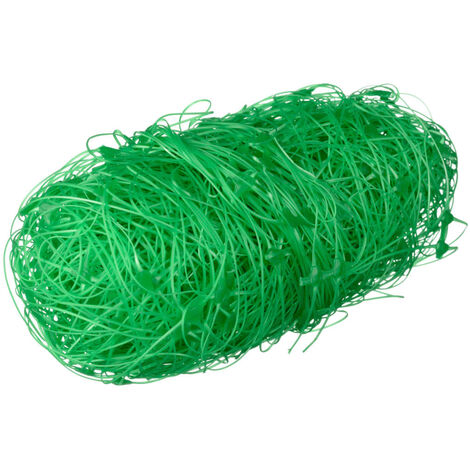 """main image of """"Nature Plant Climbing Netting Green Flower Pea Grow Support Net 2x5m/1x10m"""""""